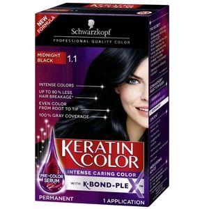 Schwarzkopf Keratin Color